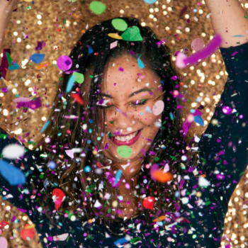 Celebrate your amazing self in a cloud of confetti at this pop-up photography event in L.A.