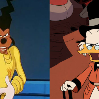 """A Powerline joke was cut from """"DuckTales,"""" but at least this means there might be a Disney Afternoon Extended Universe"""