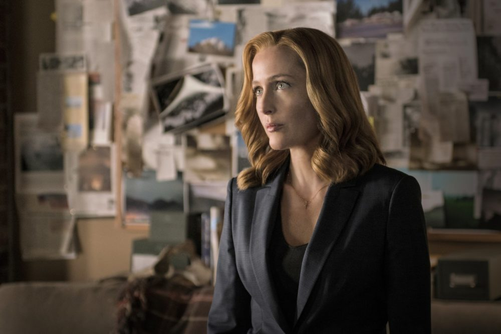 "This is some bummer truth: Gillian Anderson is officially leaving ""The X-Files"""