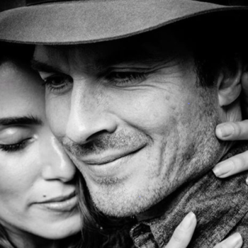 Nikki Reed and Ian Somerhalder will participate in a ~month of silence~ after welcoming their first child
