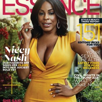 "Niecy Nash is giving us serious ring game goals on the cover of ""Essence"""