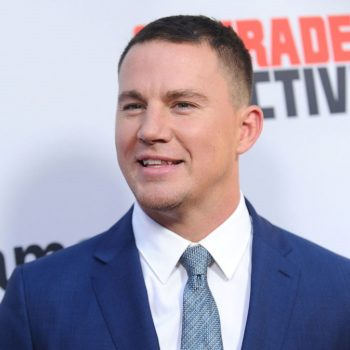 "Channing Tatum says his daughter is his ""harshest critic,"" and LOL"