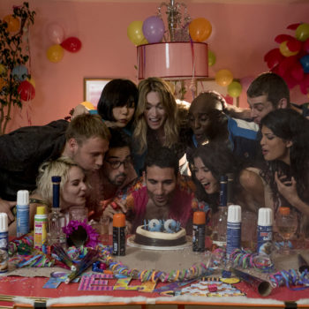 """If you're a """"Sense8"""" fan, the show's cast and crew made an emotional video just for you"""