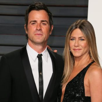 Jennifer Aniston says Justin Theroux steals her beauty products, and we would too, TBH