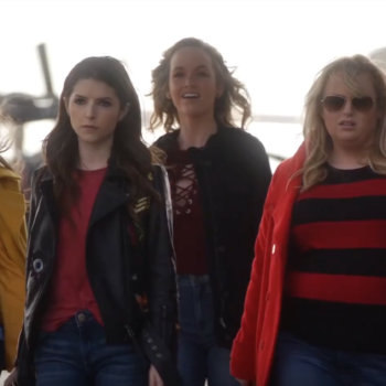 """Anna Kendrick made her """"Pitch Perfect"""" co-stars sound like her sisters, small annoyances included"""