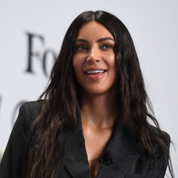 Kim Kardashian once stole a lipstick, and the color is so '90s we can't stop LOLing