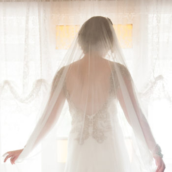 "This is the most ""liked"" wedding dress on Instagram, and we can see why it took the top spot"