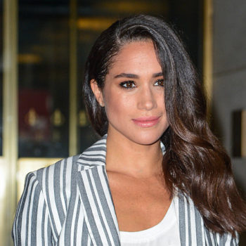 A British royal spoke out in support of Meghan Markle marrying Prince Harry
