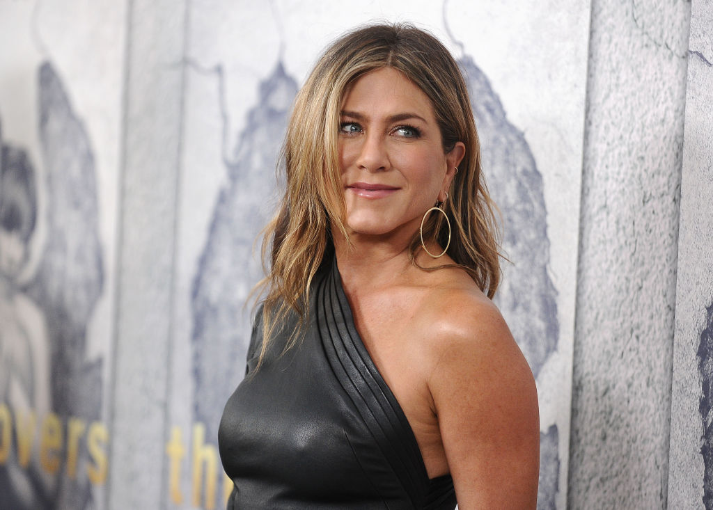 Jennifer Aniston: Jennifer Aniston Shared Why She's Not On Social Media And
