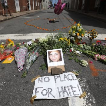 The mother of the Charlottesville victim, Heather Heyer, just spoke out. Our hearts break for her.