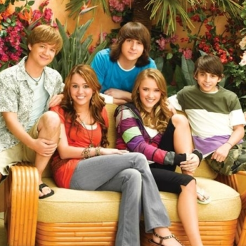 """There was a mini """"Hannah Montana"""" reunion this past weekend, and FOMO alert"""