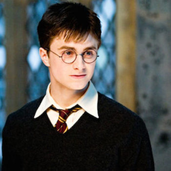 The internet can't decide if this guy looks like Harry Potter or Zayn Malik