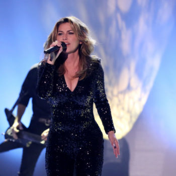 "Shania Twain performed on ""The Tonight Show,"" and we're having trouble believing she's 51"