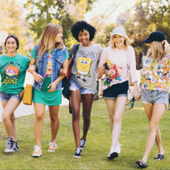 Here's how you can buy Nickelodeon's new '90s TV show fashion line
