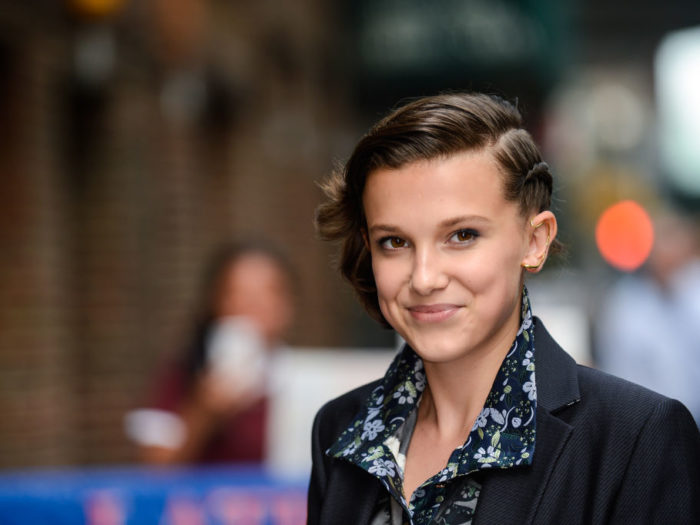 "Attention, please: Millie Bobby Brown might be in the next ""Narnia"" movie"