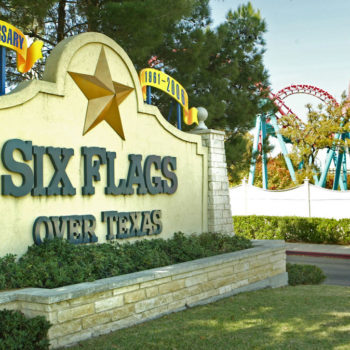 Even Six Flags is taking down the Confederate flag (wait, Six Flags was flying the Confederate flag?)