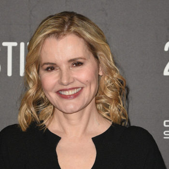 """Geena Davis wants to play an Amazon in """"Wonder Woman 2,"""" and can this happen, please?"""