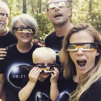 These celebs were just as excited about the solar eclipse as you were
