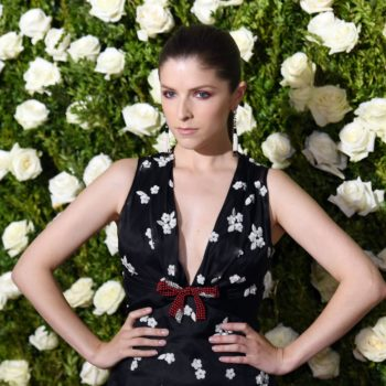 Anna Kendrick wore pajamas to her book launch, and we're inspired