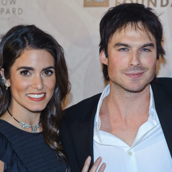 Ian Somerhalder wrote a note to Nikki Reed after the birth of their new baby, and our hearts are exploding
