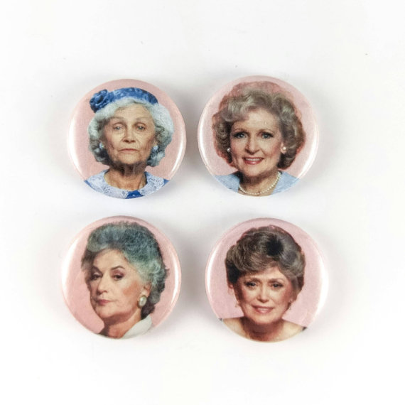 Image of Golden Girls magnets