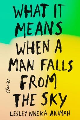 Picture of What It Means When a Man Falls from the Sky
