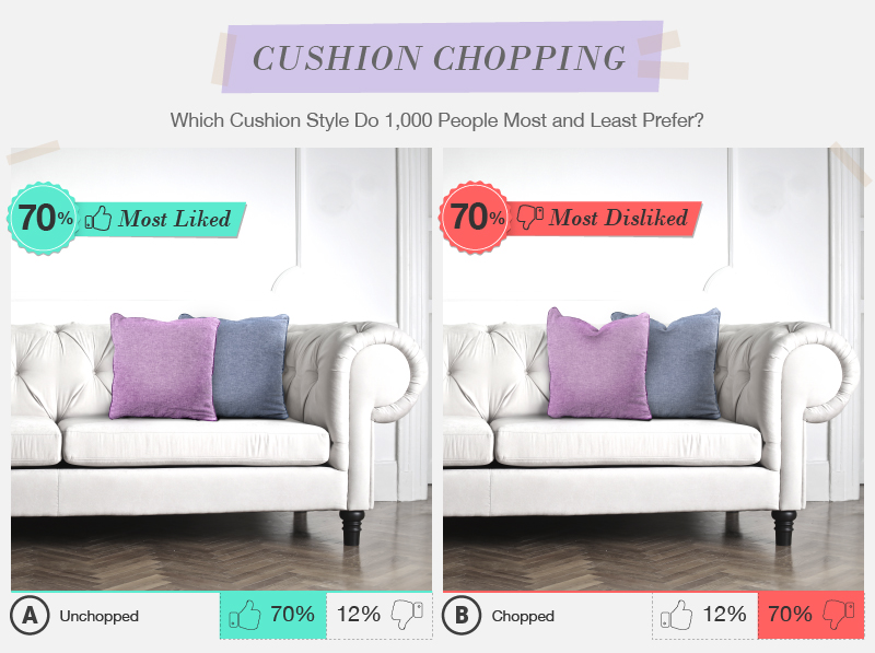 Don T Bother With Chopping Your Cushions