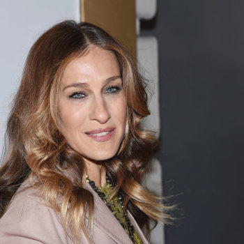 Sarah Jessica Parker had a more intense reaction to the eclipse than probably anyone on earth