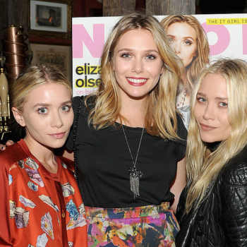 Elizabeth Olsen got *this* advice from sisters Mary-Kate and Ashley, and it makes a ton of sense