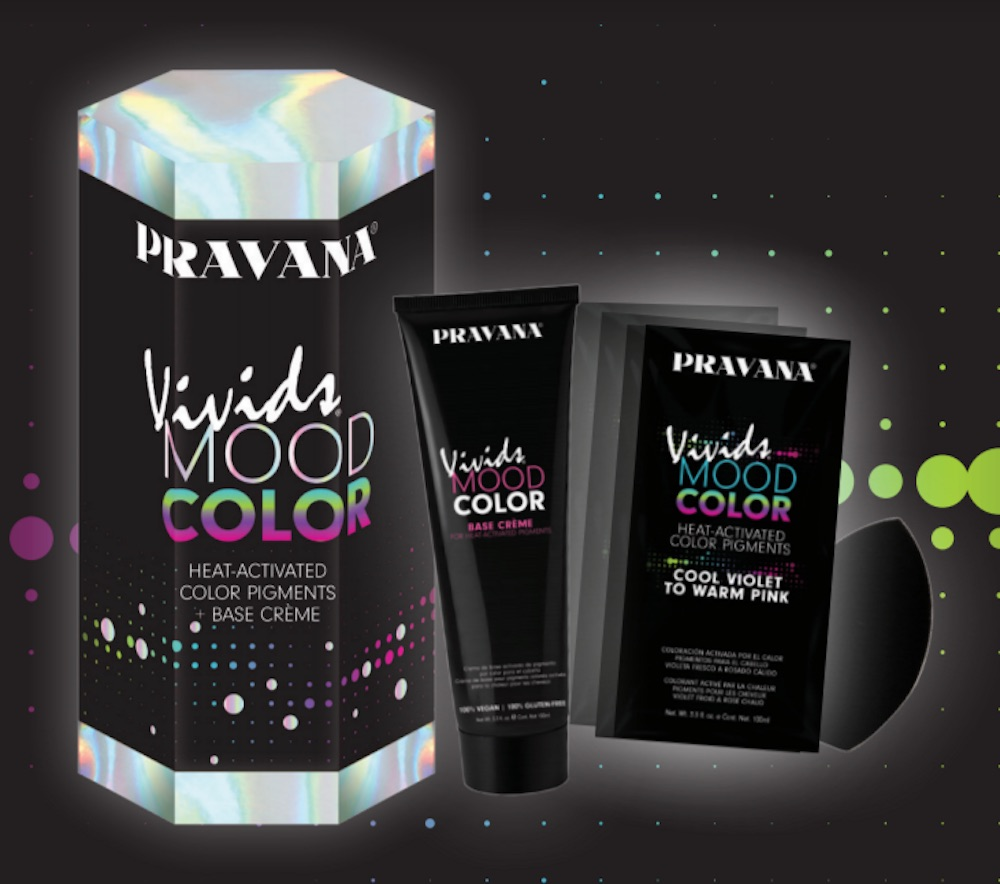Pravanas New Color Changing Hair Dye Is Like A Mood Ring For Your