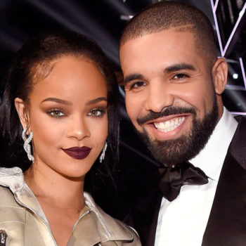 Drake is now using his socks to send love to Rihanna
