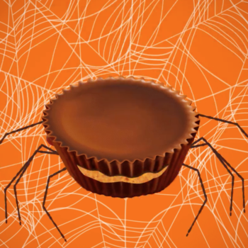 Reese's released their peanut butter Halloween candy, and it's driving us batty