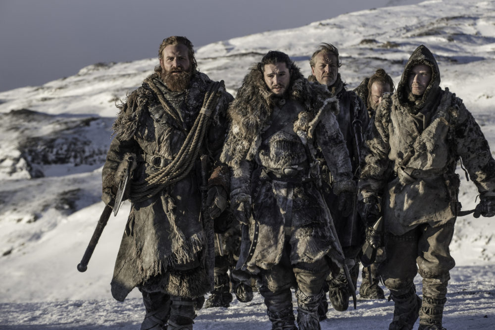 "HBO *probably* just confirmed ""Game of Thrones"" isn't coming back until 2019"