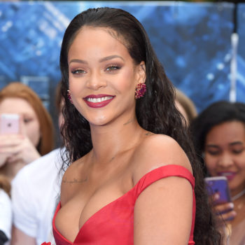 Stop what you're doing — Rihanna just blessed us with a first look at Fenty Beauty