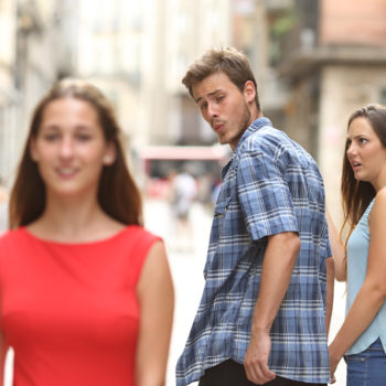 """The """"Disloyal Man"""" meme has taken over the internet, and we can't stop laughing at them either"""