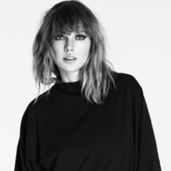 """Taylor Swift is giving us '70s permed realness in these promo images for """"Reputation"""""""