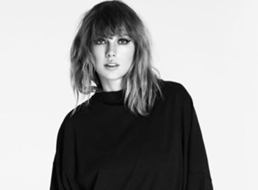 Taylor Swift is giving... Taylor Swift Reputation
