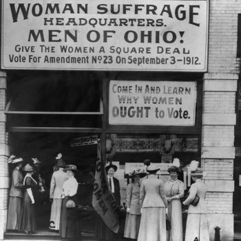 Here are 6 ways to celebrate Women's Equality Day, because voting is more important than ever