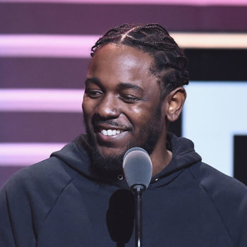 Kendrick Lamar is Nike's newest ambassador, and it looks damn good on him