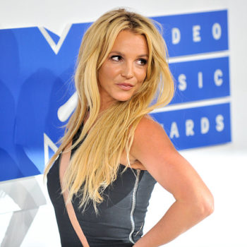 Britney Spears shared her favorite throwback VMAs moment, and it's definitely a memorable one
