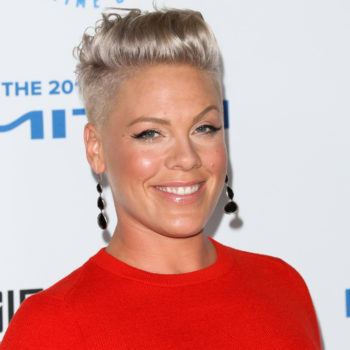 Pink's 2017 VMAs acceptance speech about her daughter and androgyny was fire