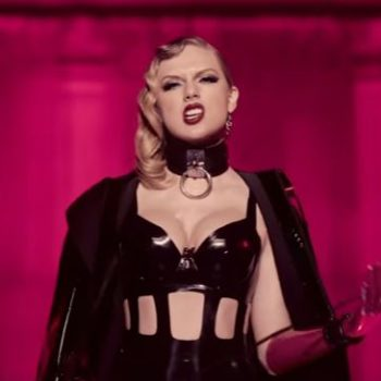 """Twitter is losing it over the last scene in Taylor Swift's """"Look What You Made Me Do"""" video"""
