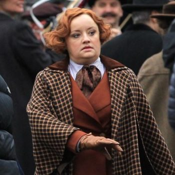 "Lucy Davis learned a lot about herself playing Etta Candy in ""Wonder Woman"""