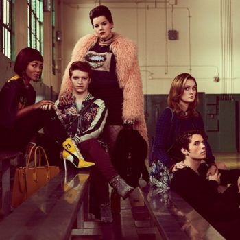 """The edgy fashion from the """"Heathers"""" reboot will fill the hole in your heart left by """"Scream Queens"""""""