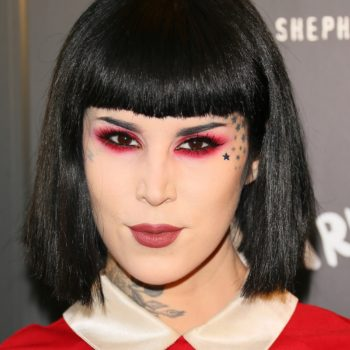 Hold the phone: Kat Von Beauty is releasing an eyeshadow palette in honor of its 10 year anniversary
