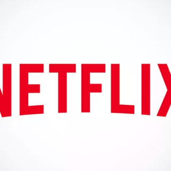 Netflix's very first logo will make you spit out your drink