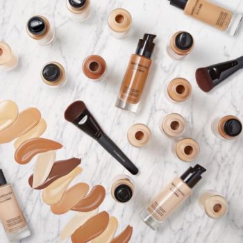 Bare Minerals released its new mineral foundation, and there are 30 shades to choose from