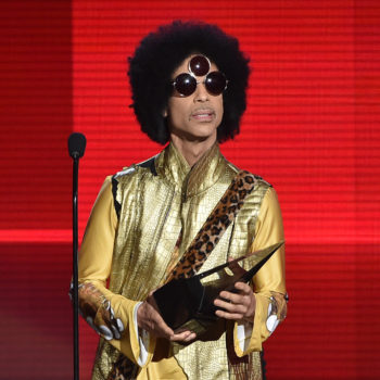 Prince's favorite color was not actually purple