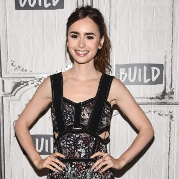"In fantastic news, Lily Collins will play J.R.R. Tolkien's wife and ""Lord of the Rings"" muse"