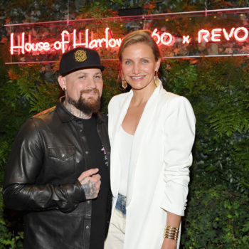 Cameron Diaz's husband Benji Madden posted a rare couple's pic for her 45th birthday